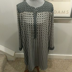 LOFT Dresses - 2XX Ann Taylor Loft Shirt Style Dress LNWOT